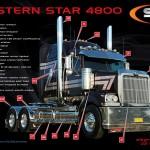 Western Star 4800 Accessories