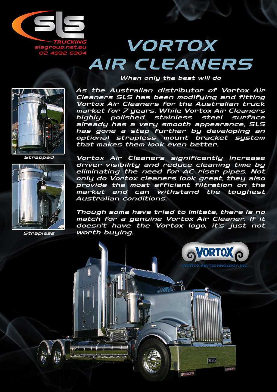 Vortox Air Cleaners