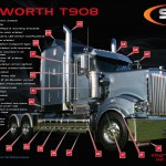 Kenworth T908 Accessories