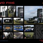 Volvo FH 16 Accessories