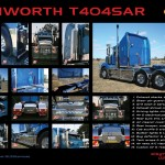 Kenworth T404SAR Accessories