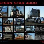 Western Star 4800 - Truck Back