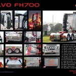 Volvo FH 700 Accessories