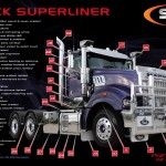 Mack Superliner Accessories