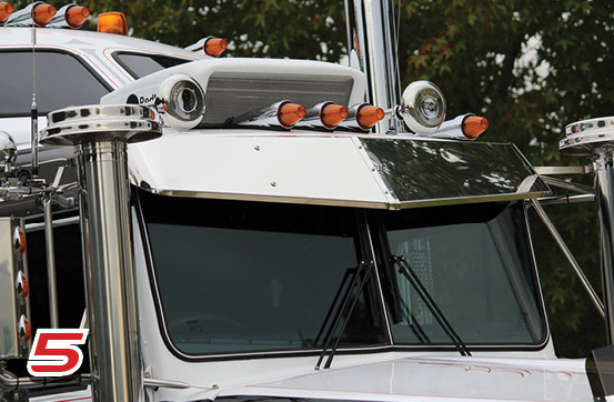Sls Stainless Steel Truck And Vehicle Accessories