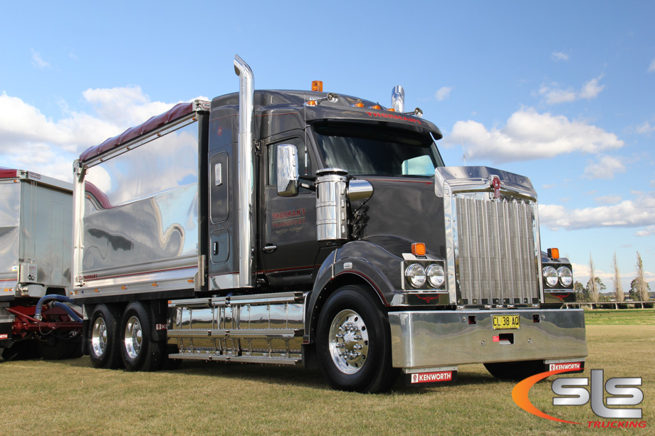 Thorman S Kenworth T610sar