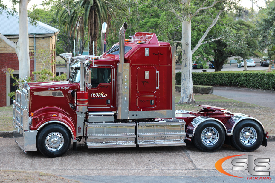 Posts by admin sls custom stainless congratulations to aaron daniel serra of tropico transport on one awesome rig too many hours of blood sweat tears went into making this fit out publicscrutiny Images