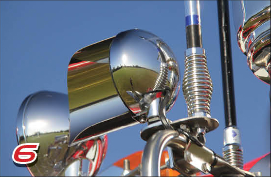 Kenworth T909 Stainless Accessories By Sls Trucking