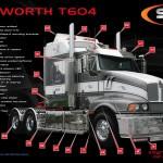 Kenworth T604 Accessories