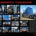 Kenworth T404SAR Accessories