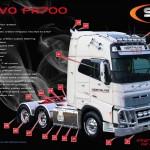 Volvo FH 700 Accessories