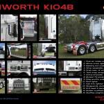 Kenworth K104B Accessories
