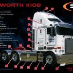 Kenworth K108 Accessories