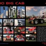 Kenworth K200 Big Cab