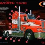 Kenworth T608